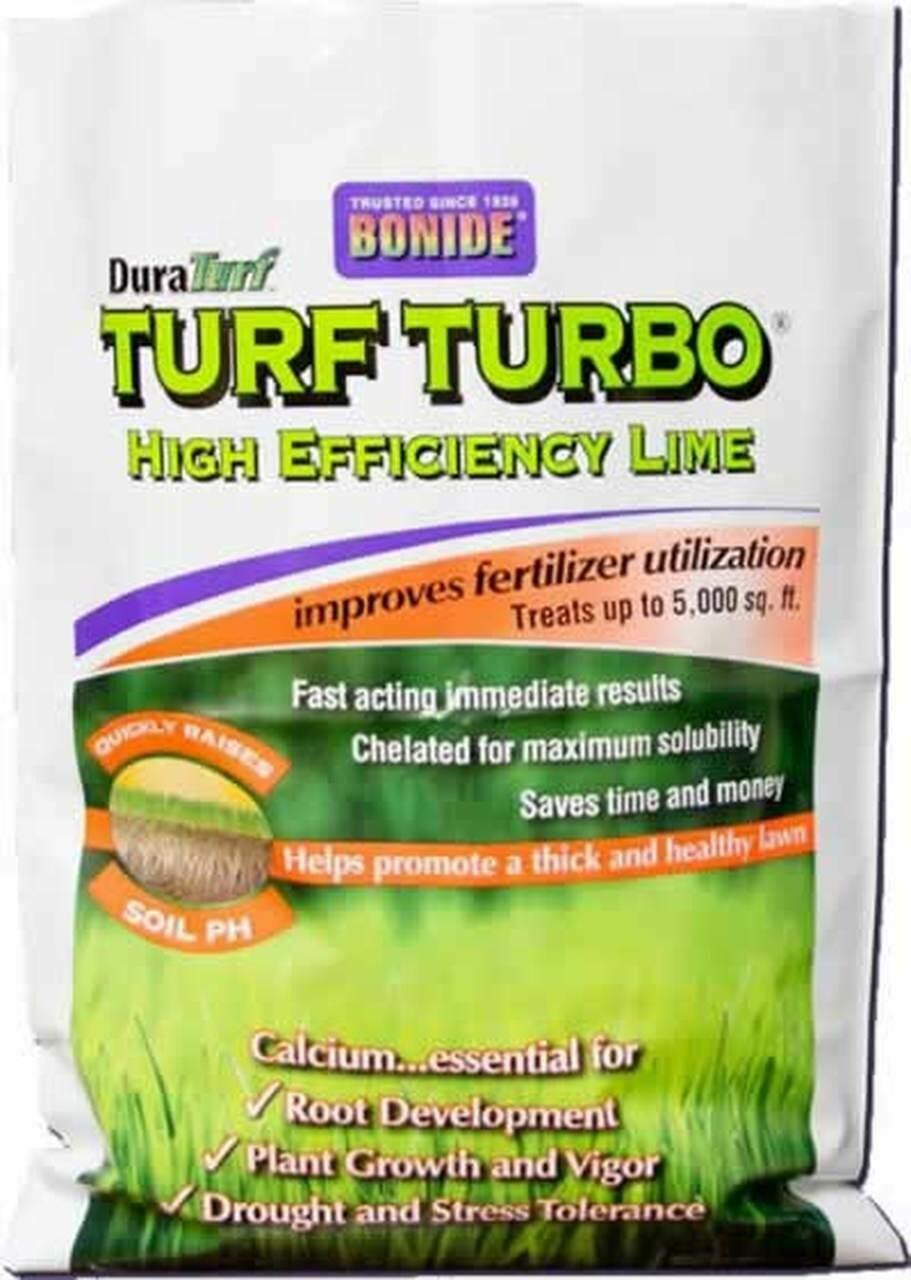 Turf Turbo High Efficiency Lime