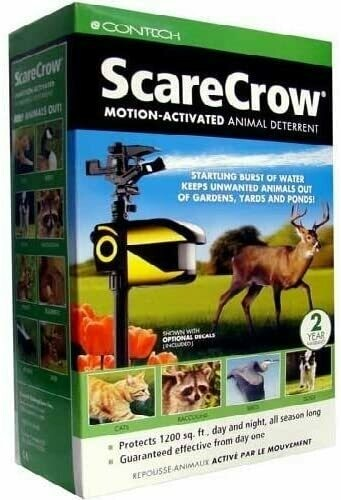 Motion Activated Animal Deterrent