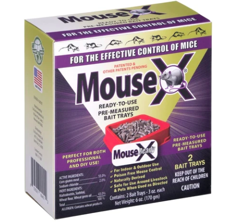 Mouse X