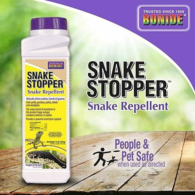 Snake Stopper Snake Repellant