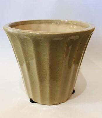 Ribbed Mini Pot
