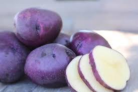Potato 'Huckleberry Gold' Bulbs