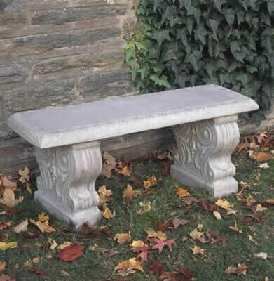 Traditional Straight Bench (NA)