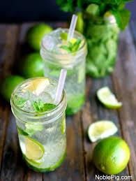 Mint Mojito Organic 1 pint