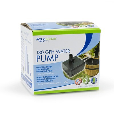 180 GPH Water Pump