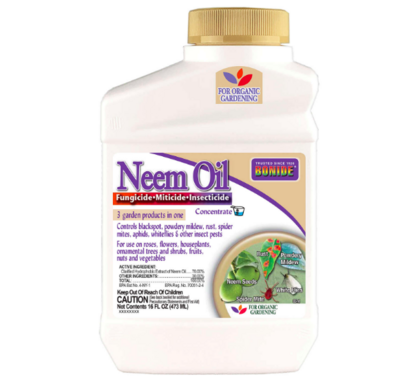 Neem Oil Concentrate 16oz