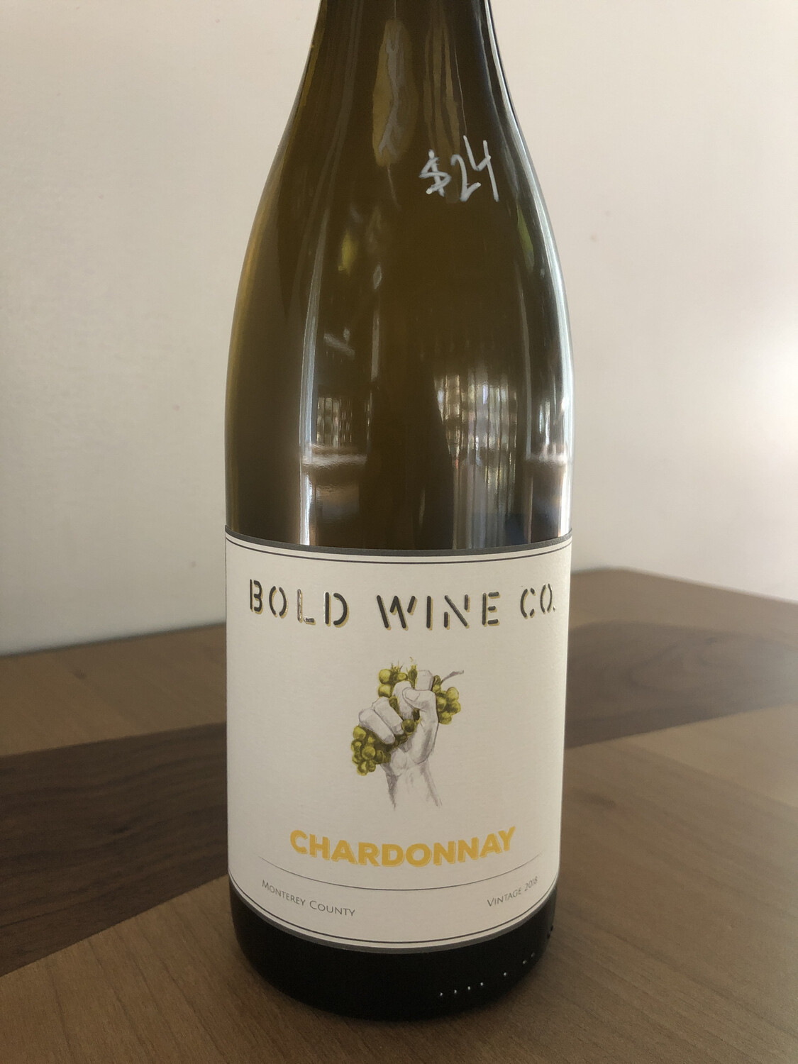 Bold Wine Co Chardonnay