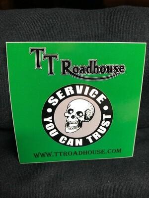 TT Roadhouse Sticker (Square)