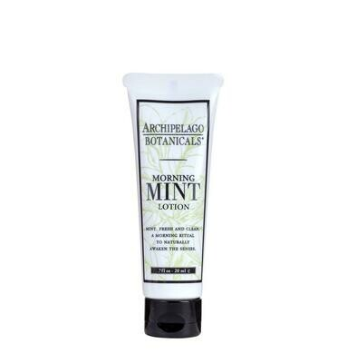AB Mini Lotions - mint