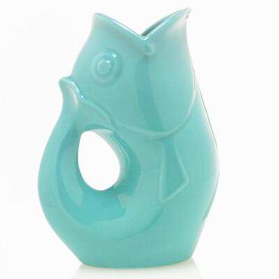 Gurgle Pot - Aqua