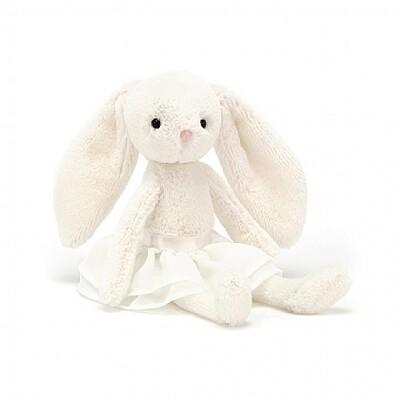 JC Cream Arabesque bunny