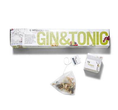 Gin & Tonic Infusers - 6 pk