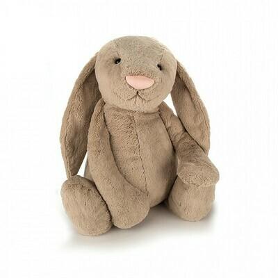 JC bashful beige bunny
