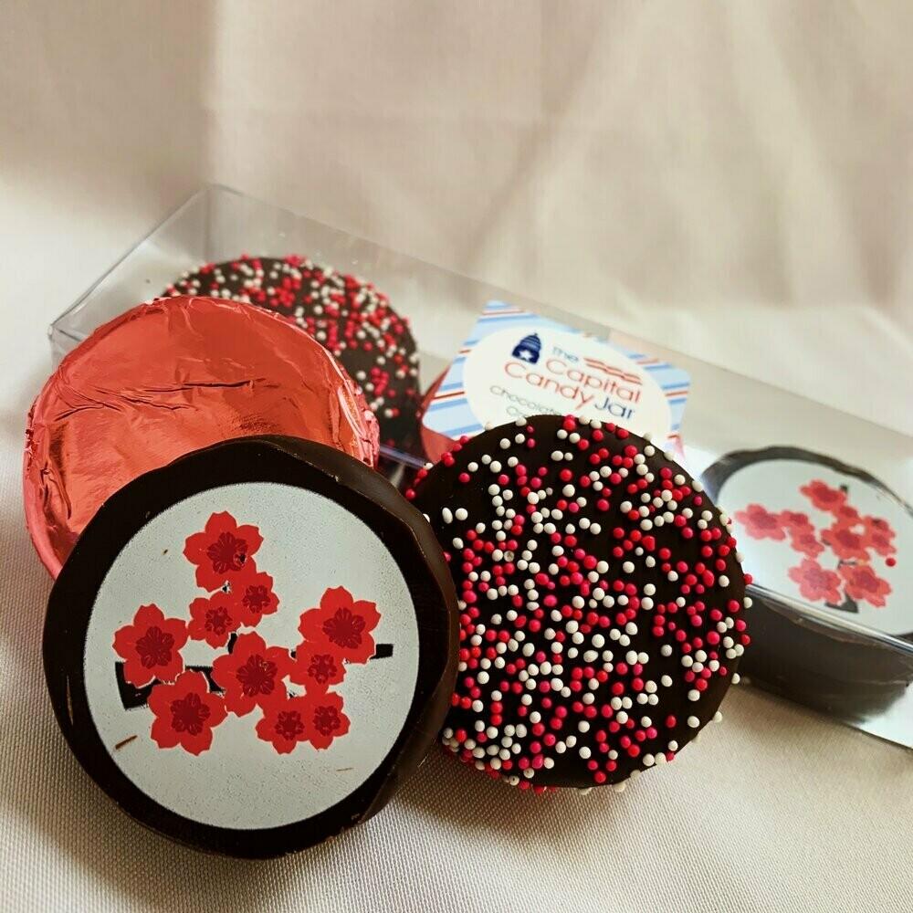 CCJ Candy - Cherry Blossom Oreos