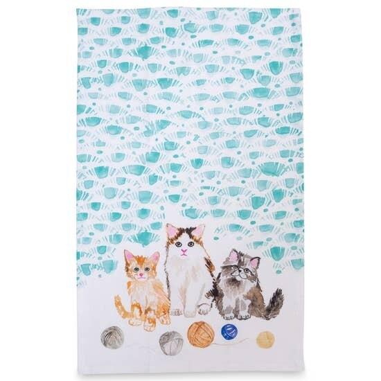 BO Tea Towels  - kittens