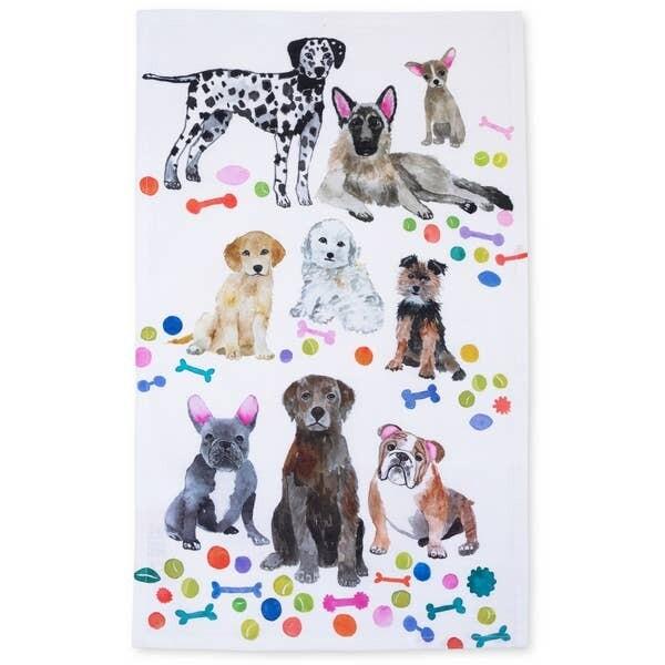 BO Tea Towels  - dogs