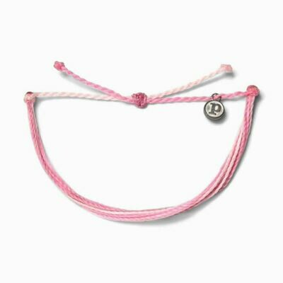 PV Charity Bracelets - Breast Cancer