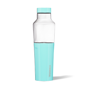 Corkcicle Hybrid Canteen - gloss turq