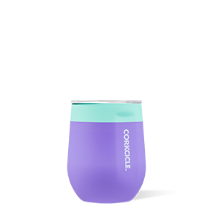 Corkcicle Stemless wine glass - Mint Berry