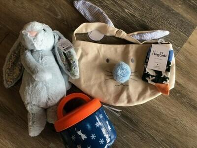 Kid's Easter Basket - Blue