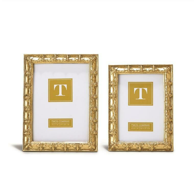 Gold Bee Frame - 5x7