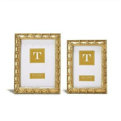 Gold Bee Frame - 4x6