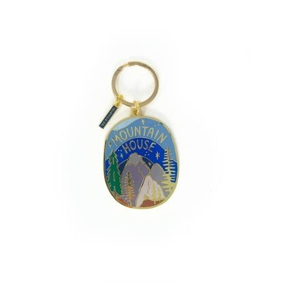 Idlewild Key Chain  - Mountain House