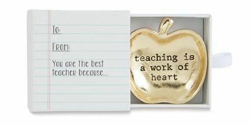 MP teacher mini trinket tray - teaching