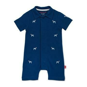 MB Best in Show Polo Romper