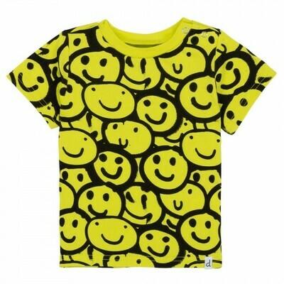 DPD Limeade Smiley Tee