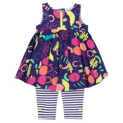 Funky Fruit Tunic and Capri