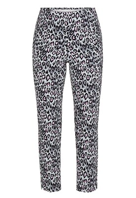 Tribal Lilac Cheetah Print Pant