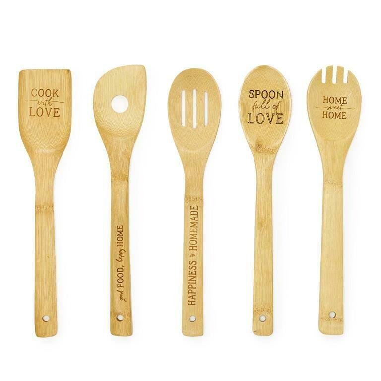 2C Wooden Spoons