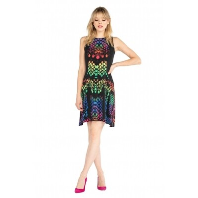Bright Light Curve Dress