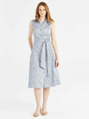 Nic + Zoe Naples Shirt Dress