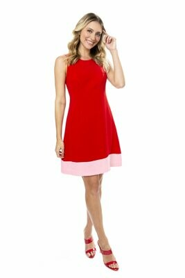 Julie Brown Amanda Sweatheart Dress