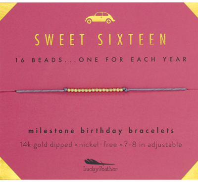 LF Milestone bracelet - 16