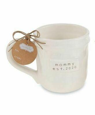 MP Mommy Est 2020 Mug