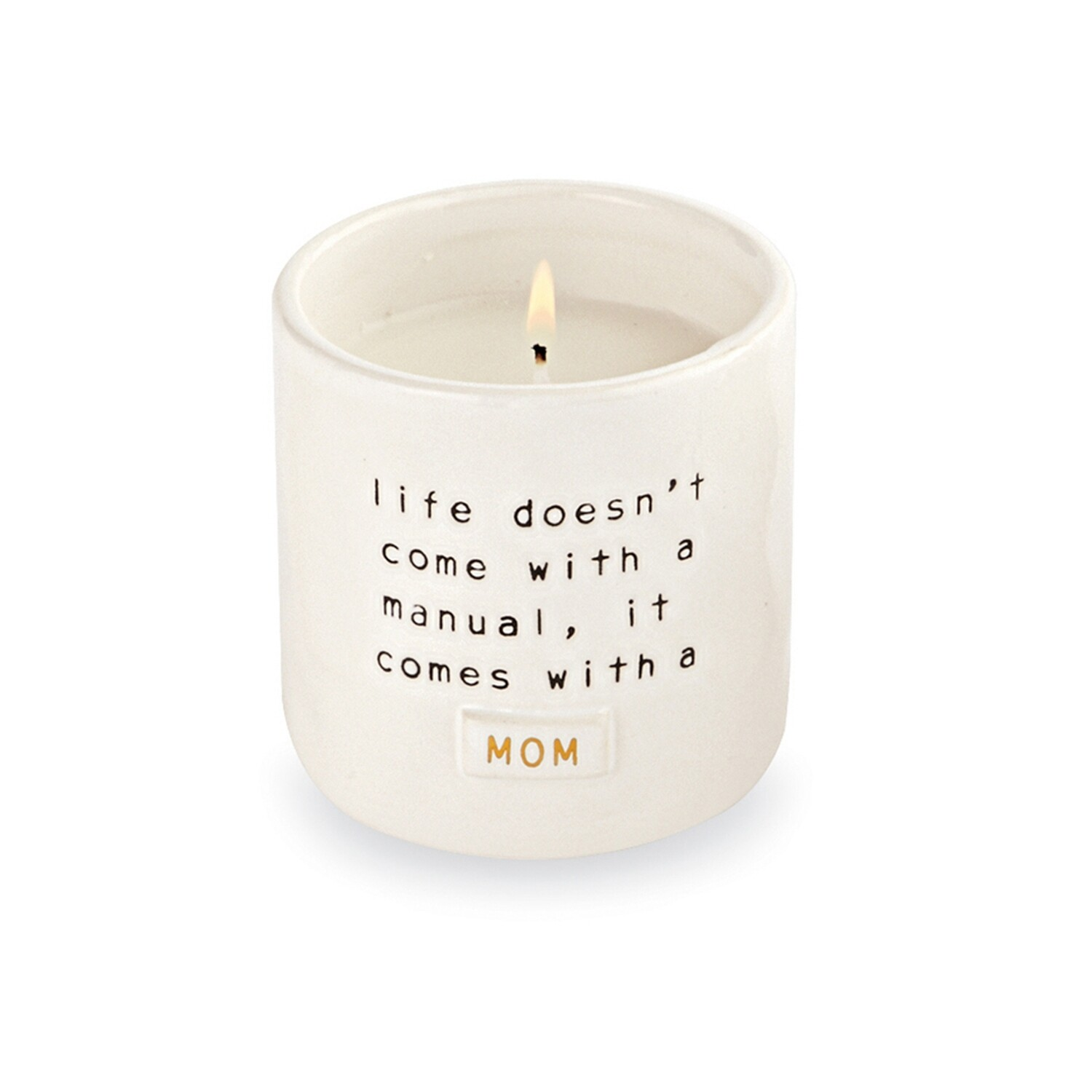 MP Mom boxed Candle - life