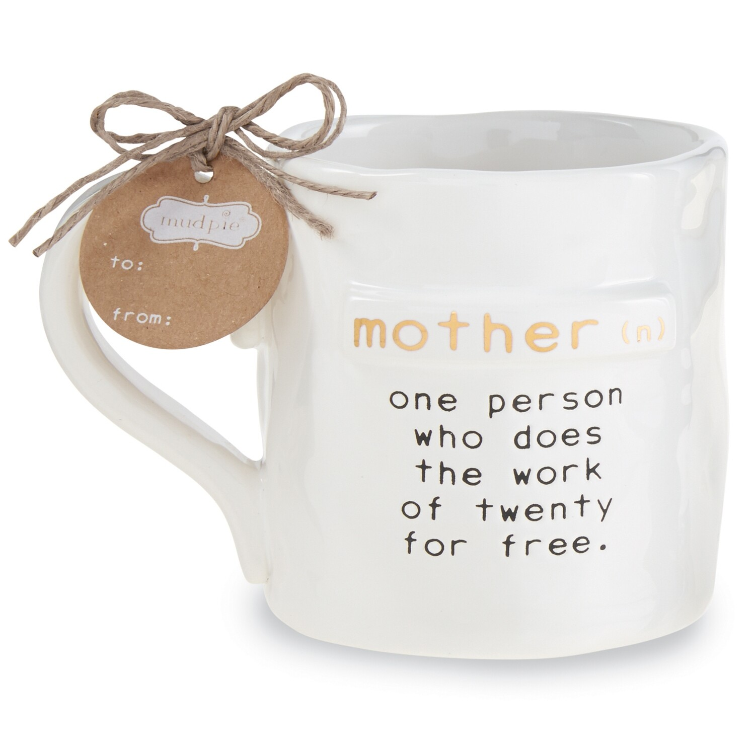 MP Funny Mom Mug - Definition