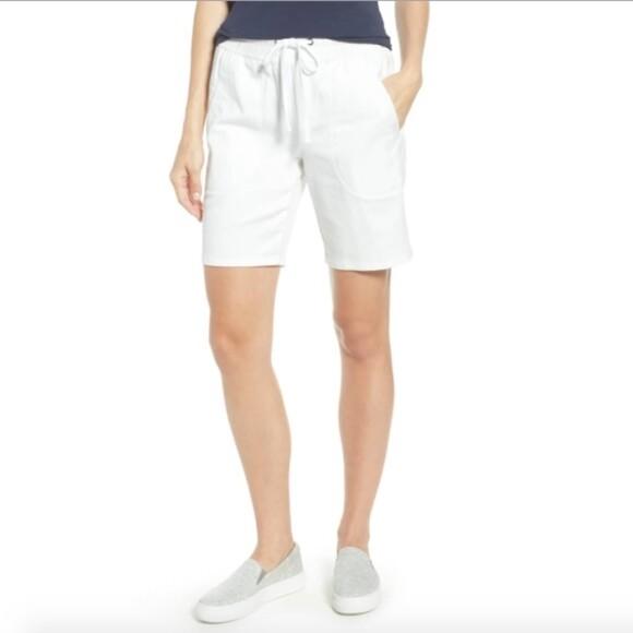NZ Paper white shorts - 6