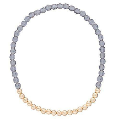 eNew flirty bliss bracelet - navy