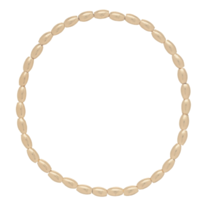 eNew Harmony Small Gold Bead Bracelet
