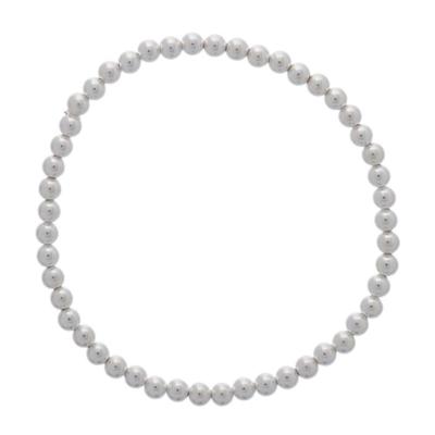 eNew classic sterling bracelets - 4mm