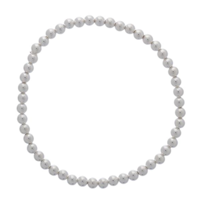 eNew classic sterling bracelets - 3mm