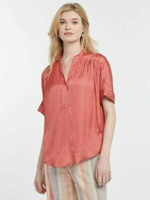 Nic + Zoe Destination Peasant Blouse - Sedona