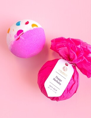 Musee Bath Balm - Happy Birthday