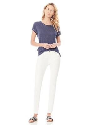 Ecru Melrose Skinny Jean - White