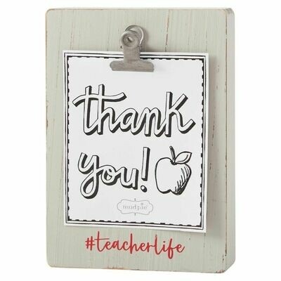 Teacher Clip Frames - teacher life