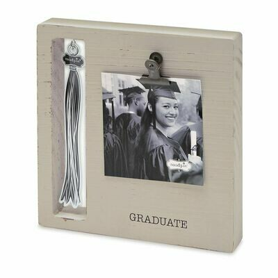 MP Graduation Tassle Frame - grey